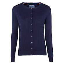 Buy Joules Dorothy Cardigan, French Navy Online at johnlewis.com