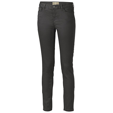 Buy Fat Face Jeggings, Charcoal Online at johnlewis.com