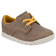 Buy Clarks Crazy Rock Shoes, Brown Online at johnlewis.com