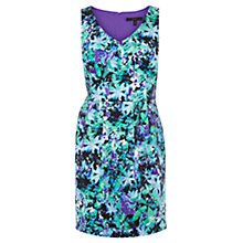 Buy Coast Claudean Print Dress, Multi Online at johnlewis.com
