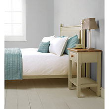 Buy John Lewis Fern Jacquard Duvet Cover and Pillowcase Set Online at johnlewis.com
