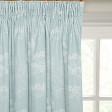 Buy John Lewis Cow Parsley Lined Pencil Pleat Curtains Online at johnlewis.com