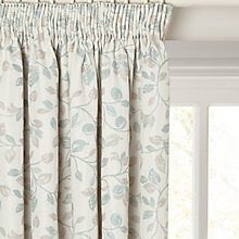Buy John Lewis Sherwood Lined Pencil Pleat Curtains Online at johnlewis.com