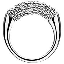 Buy Links of London Effervescence Star Ring, Silver Online at johnlewis.com