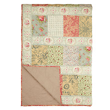 Buy John Lewis Gracie Patchwork Bedspread Online at johnlewis.com