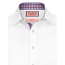 Buy Thomas Pink Vencourt Plain Shirt Online at johnlewis.com