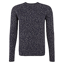 Buy Aquascutum Oliver Lambswool Crew Neck Jumper Online at johnlewis.com
