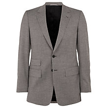 Buy Aquascutum Extra Fine Wool Milner Jacket, Grey Online at johnlewis.com