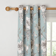 Buy John Lewis Audley Lined Eyelet Curtains Online at johnlewis.com