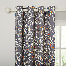 Buy John Lewis Heidi Lined Eyelet Curtains Online at johnlewis.com