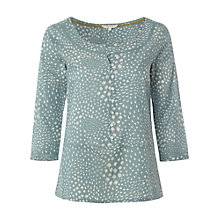 Buy White Stuff Murry Top, Blue Mist Online at johnlewis.com