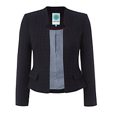 Buy White Stuff Post It Jacket, French Navy Online at johnlewis.com