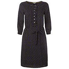 Buy White Stuff Ellen Dress, London Blue Online at johnlewis.com