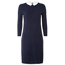 Buy White Stuff Doris Dress, French Navy Online at johnlewis.com