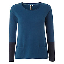 Buy White Stuff Plain Talkin Jumper Online at johnlewis.com