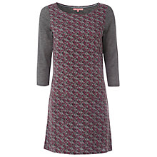 Buy White Stuff Hoxton Bird Tunic, Sugared Rose Online at johnlewis.com