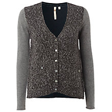 Buy White Stuff Starley Cardigan, Light Privet Online at johnlewis.com