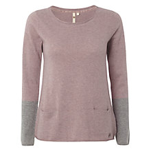 Buy White Stuff Plain Walkin Knitted Jumper Online at johnlewis.com