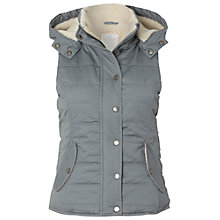 Buy White Stuff Twit Twoo Gilet, Light Privet Online at johnlewis.com