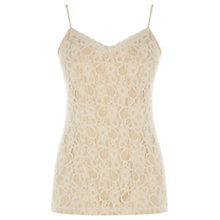 Buy Oasis Stretch Lace Cami Online at johnlewis.com