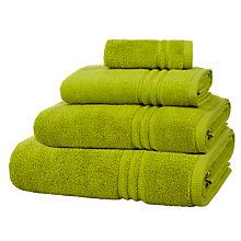 Buy John Lewis Supersoft Quick Dry Towels Online at johnlewis.com