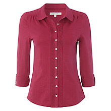 Buy White Stuff Easy Day Shirt, Crush Online at johnlewis.com