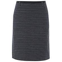 Buy White Stuff Montgomery Skirt, French Navy Online at johnlewis.com