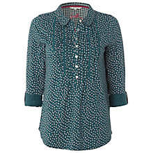 Buy White Stuff Foxhound Shirt, Privet Green Online at johnlewis.com