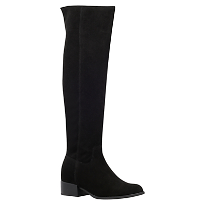 Carvela Whit Suede Knee High Boots