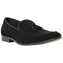 Buy Dune Rodney Suede Tassel Loafers Online at johnlewis.com
