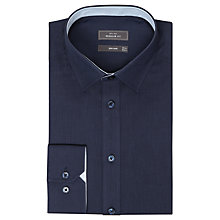 Buy John Lewis Cotton Linen Blend Long Sleeve Shirt Online at johnlewis.com