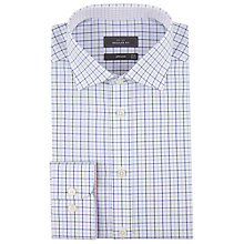Buy John Lewis Twill Windowpane Check Shirt Online at johnlewis.com
