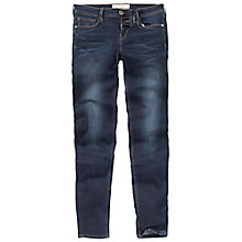 Buy Fat Face Super Skinny Super Soft Jeans, Smokey Ink Online at johnlewis.com
