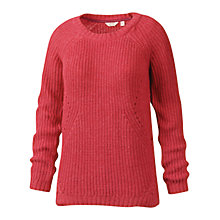 Buy Fat Face Travelling Cable Jumper Online at johnlewis.com