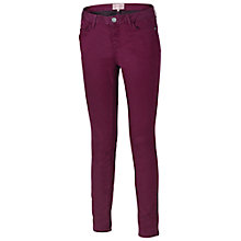Buy Fat Face Jeggings, Bordeaux Online at johnlewis.com