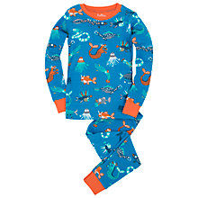 Buy Hatley Boys' Sea Creatures Pyjamas Online at johnlewis.com