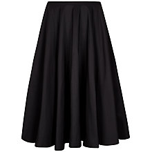 Buy Ted Baker Full Ballet Skirt, Black Online at johnlewis.com