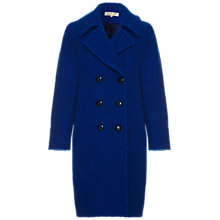 Buy Damsel in a dress Charlecote Coat, Blue Online at johnlewis.com