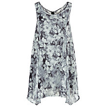 Buy Kaliko Blurred Floral Blouse, Multi Online at johnlewis.com