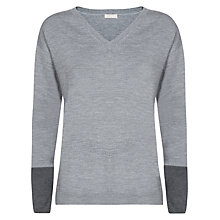 Buy Planet Jumper, Silver Grey Online at johnlewis.com