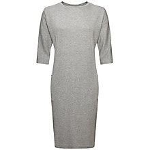Buy Jaeger Seam Detail Dress, Grey Online at johnlewis.com
