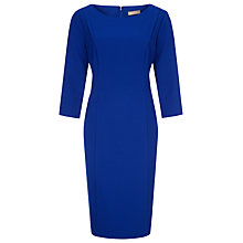 Buy Planet Shift Dress, Cobalt Online at johnlewis.com