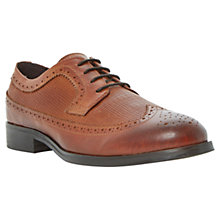 Buy Dune Bridger Leather Brogues Online at johnlewis.com