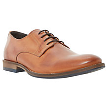 Buy Dune Brummie Gibson Shoes, Tan Online at johnlewis.com
