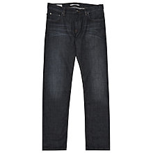 Buy Reiss Bacarta Washed Denim Jeans, Indigo Online at johnlewis.com