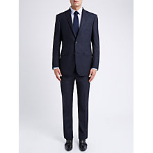 Buy Ben Sherman Tailoring Shadow Stripe Suit Jacket, Phantom Online at johnlewis.com