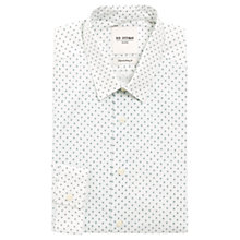 Buy Ben Sherman Tailoring Tile Print Long Sleeve Shirt Online at johnlewis.com