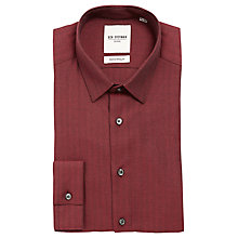Buy Ben Sherman Tailoring Herringbone Stripe Slim Fit Shirt Online at johnlewis.com
