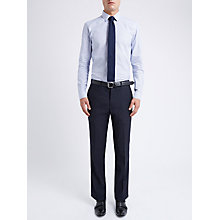 Buy Ben Sherman Tailoring Shadow Stripe Suit Trousers, Phantom Online at johnlewis.com