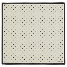 Buy Reiss Hampton Dotted Woven Pocket Square Online at johnlewis.com